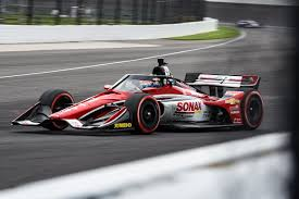 Team owner/driver ed carpenter says that the only thing missing from rinus veekay's armory is experience. Indycar Gp Indy Veekay Beats Grosjean For Comfortable Maiden Win