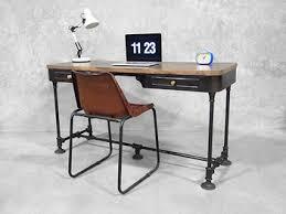 industrial office desk. French Industrial Desk Office