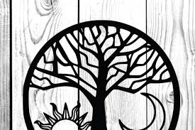 Free svg cutting files designed by jen goode. Free Tree Life Of Tree Family Tree Svg Dxf Eps Png For Cricut And Sihlouett Crafter File Free Commercial Use Svg Cut Files