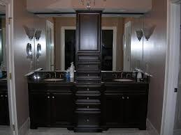 black vanities for bathrooms. Bathroom. Marvelous Black Vanities For Bathrooms Offer Fascinating Look. Wooden Vanity With Storage