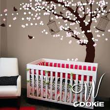 perfect ch superb cherry blossom wall decal tree pink stickers