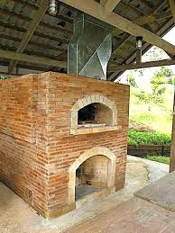 outdoor fireplace brick oven combo outdoor fireplace pizza oven combo outdoor fireplace kits with pizza oven