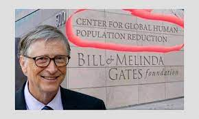 Doctored Image Attacks Bill Gates Amid COVID-19 Vaccine Push