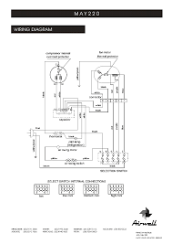 airwell 220 wiring diagram service manual airwell 220 wiring diagram service manual 1st page