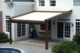 inexpensive patio shade ideas inexpensive patio shade ideas deck structures wood awning intended for backyard awning