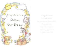 Congratulate On New Baby New Born Baby Wishes Cards Newborn Baby Girl Greeting Card Code New