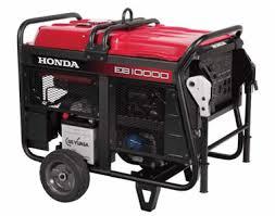 honda portable generators. Wonderful Generators Honda EB10000 Portable Generator   And Generators