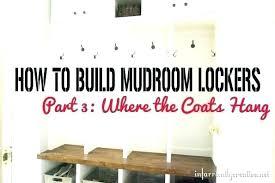 diy mudroom bench plans build diy mudroom storage bench plans