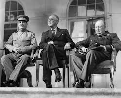 The Inside Story Of How Roosevelt Churchill And Stalin Won
