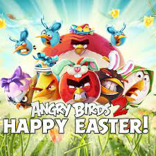 Angry Birds 2 - Hope you have a lovely Sunday! ☺️🐣