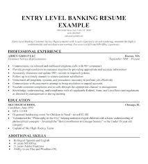 Basic Entry Level Resumes Accounting Entry Level Resume Thrifdecorblog Com