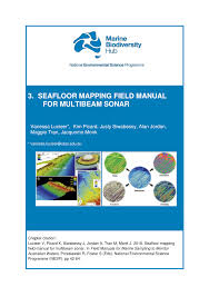 pdf seafloor mapping field manual for