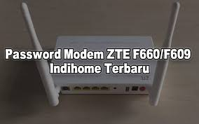 Zte provides some specialised devices to assist people with accessibility issues. Password Modem Zte F660 F609 Indihome Terbaru Monitor Teknologi