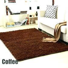 dark brown fur rug brown faux fur rug faux fur area rug faux sheepskin fur rug