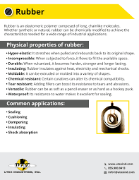 Elastomer Chemical Compatibility Chart Elastomeric Polymer Rubber Sealing Solutions Utex Industries