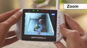 Motorola MBP36-2 Twin Camera Video Baby Monitor - How To Use Video ...