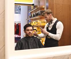 Inside <b>Acqua Di Parma's</b> First UK Barbershop! | Man For Himself
