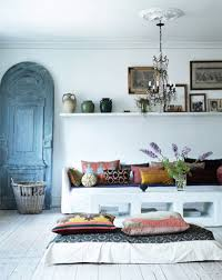 Minimalist Gypsy Interior Ideas