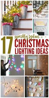 top christmas light ideas indoor. 17 Sparkling Indoor Christmas Lighting Ideas Top Light P