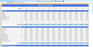 Simple Spreadsheet For Income And Expenses Free Printable Expense Adorable Free Printable Expense Report Forms