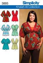 Plus Size Patterns New Plus Size Sewing Patterns