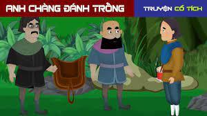 Anh Chàng Đánh Trống | Chuyen Co Tich | Truyện Cổ Tích Việt Nam - YouTube