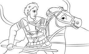 Disegno Di Alessandro Magno Da Colorare Disegni Da Colorare E