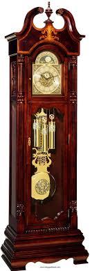 hermle grandfather clock 01200 n911611