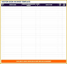 Google Sign In Sheet 6 Sign In Sheet Template Google Docs Potluck Game Templates For