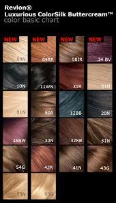 63 Unique Hair Dye Numbers