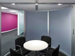 soundproofing office space. Telent_head_office_refurbishment_sound-proof_meeting_room. Telent_head_office_refurbishment_meeting_space Soundproofing Office Space A