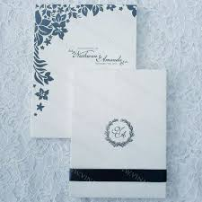 19 best thematic wedding invitation images on pinterest wedding Hardcover Wedding Invitations Australia single hardcover invitation navy blue theme invitation silver foil hot stamp wedding invitation sydney wedding australia wedding custom wedding Autumn Wedding Invitations