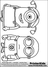 Small Picture minion cut out template Google Search etkinliikler