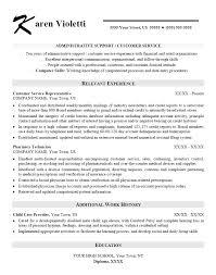 Relevant Experience Resume Custom Skills Based Resume Example Relevant Experience Resume Examples
