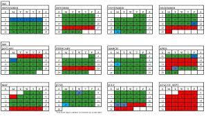 Term dates | Ark Paddington Green Primary Academy