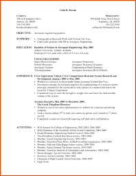 Research Assistant Resume Moa Format