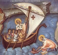 Ο Αϊ-Νικόλας ο θαλασσοδαρμένος, των θαλασσών ο άγιος, ο φιλόλαος ...