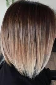 درجات الوان صبغة اومبري للشعر القصير Ombre Short Hair Dye