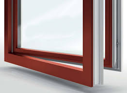 Kunststoff Fenster Mit Aluminiumdeckschale