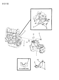 2004 Dodge Intrepid Timing Chain Diagram