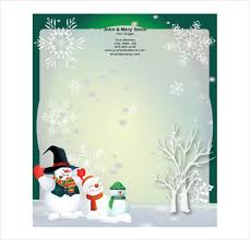 Holiday Templates 16 Holiday Stationery Templates Psd Vector Eps Png Free