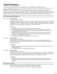 Office Assistant Job Description For Resume Office Assistant Duties Resume Medical Job Description Back 67