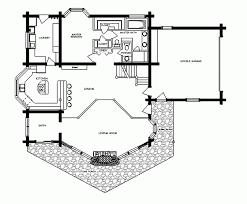Best 25 Small Log Home Plans Ideas On Pinterest  Log Cabin Plans Open Log Home Floor Plans