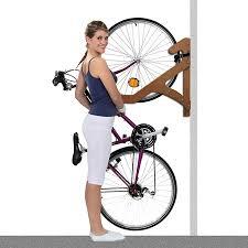 Wall bicycle mount Clamp Easytouse Ergonomic Bicycle Racks Nolift Design Mountain Trail Designs Llc Bicycle Storage Racks By Ergo Bike Racks Vertical Wallmounted Designs