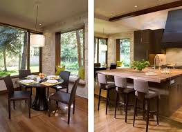 Dining Room Kitchen Design Small Kitchen Dining Room Comfortbydesignus