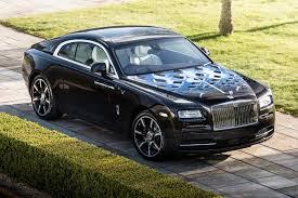 Rock Singer Roger Daltrey Auctions Custom Rolls Royce For Charity