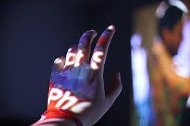 Image result for light hand