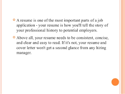 Ideas Collection Importance Of Resume And Cover Letter Best Why