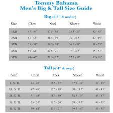 Tommy Bahama Size Chart Unique Tommy Bahama Size Chart