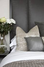 Amazing Cushion Headboard Looks Very Elegant